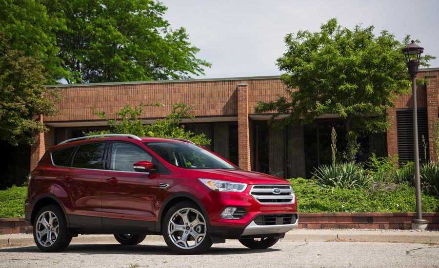 ford escape exterior design  dimensions review car  driver
