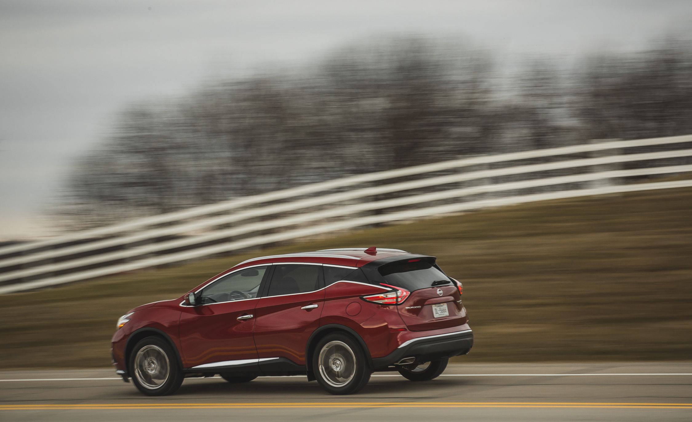 2018 Nissan Murano Fuel Economy And Driving Range Review