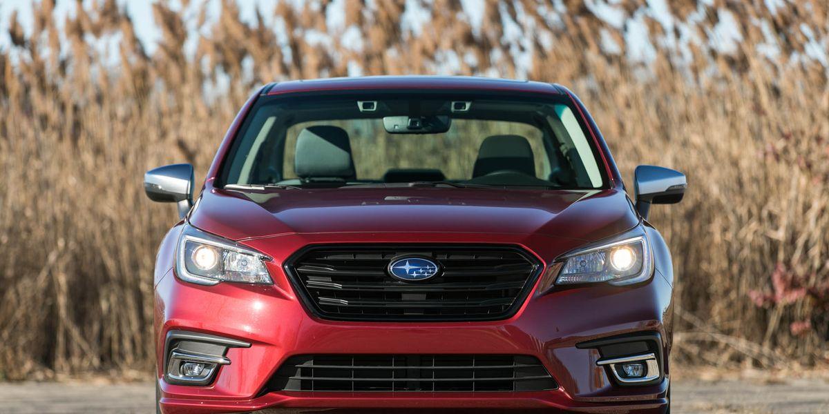 The New 2020 Subaru Legacy Debuts Next Week and Has a Big Touchscreen