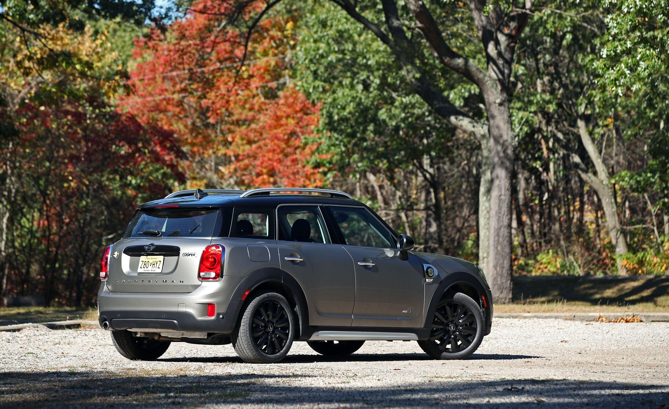 2018 Mini Cooper Countryman Cargo E And Storage Review Car Driver