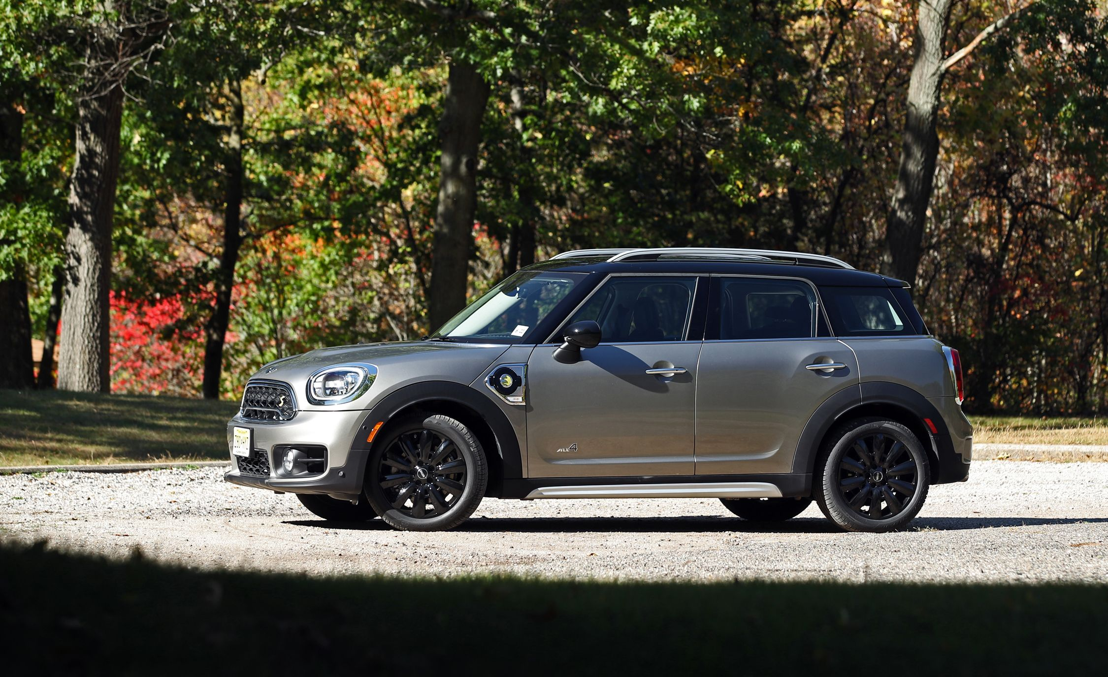 2018 Mini Cooper Countryman | Interior and Passenger Space Review ...