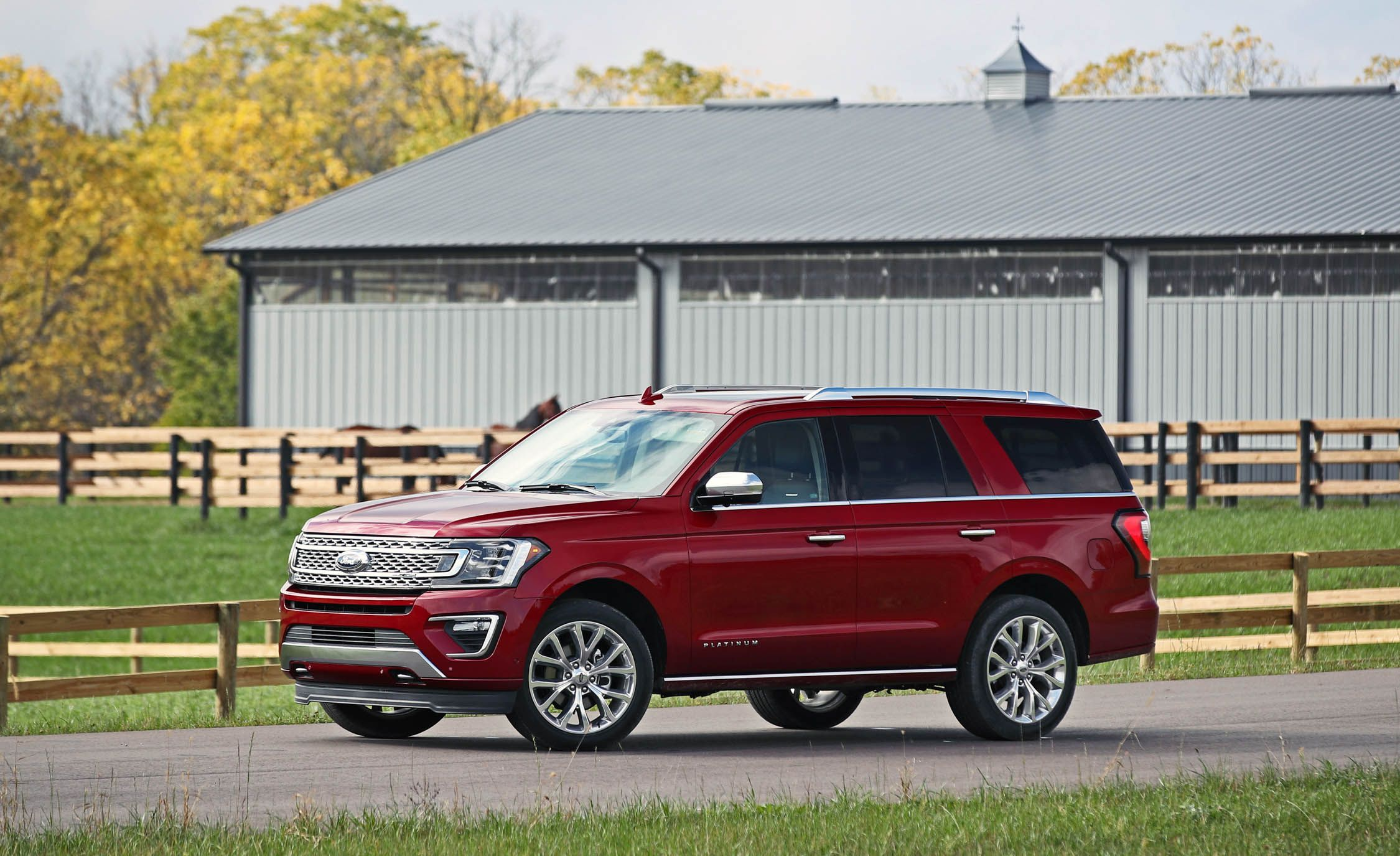 2018 ford expedition expedition max exterior design - Ford explorer exterior dimensions ...