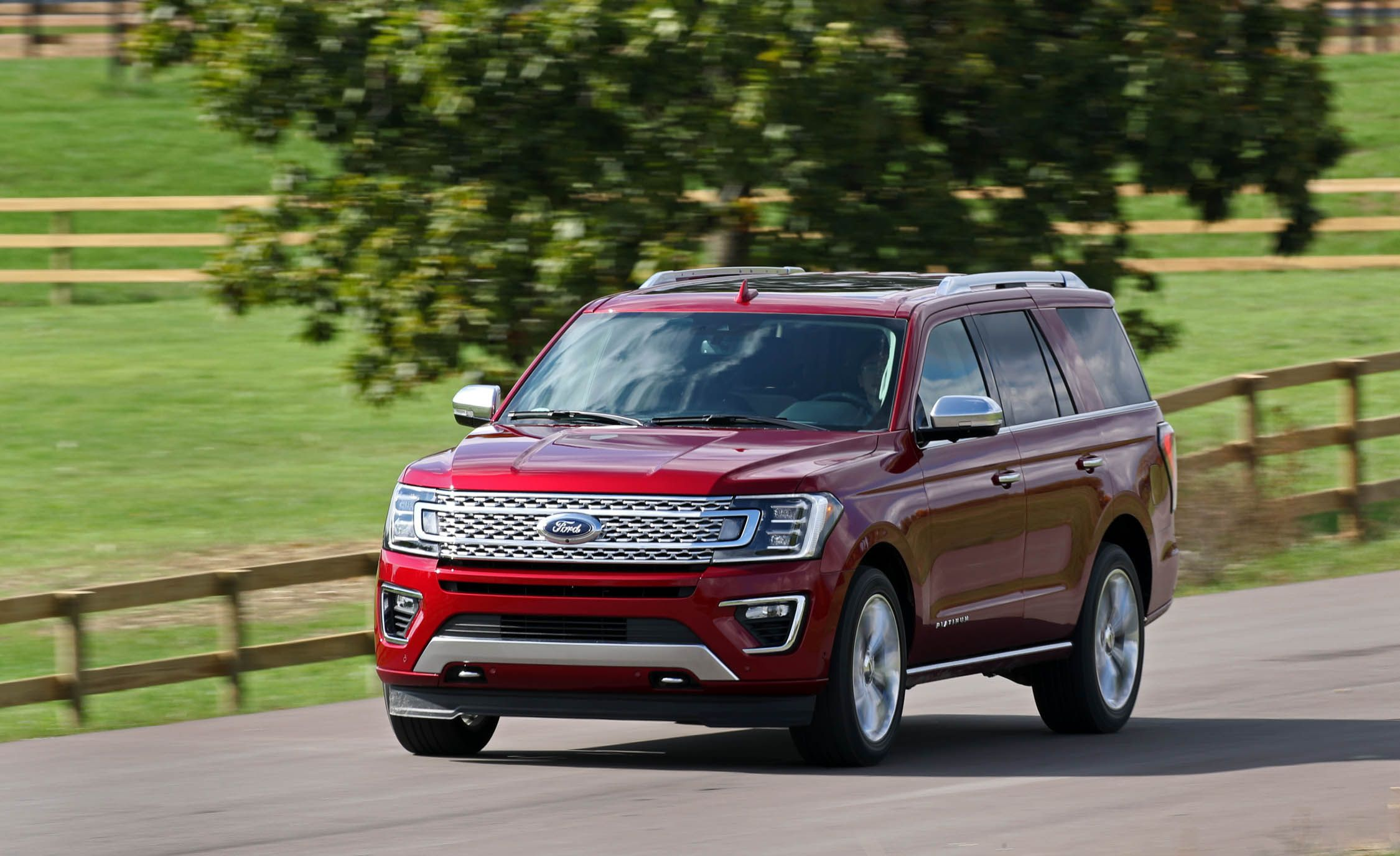 2018 Ford Expedition Max Safety And Driver Istance Review Car