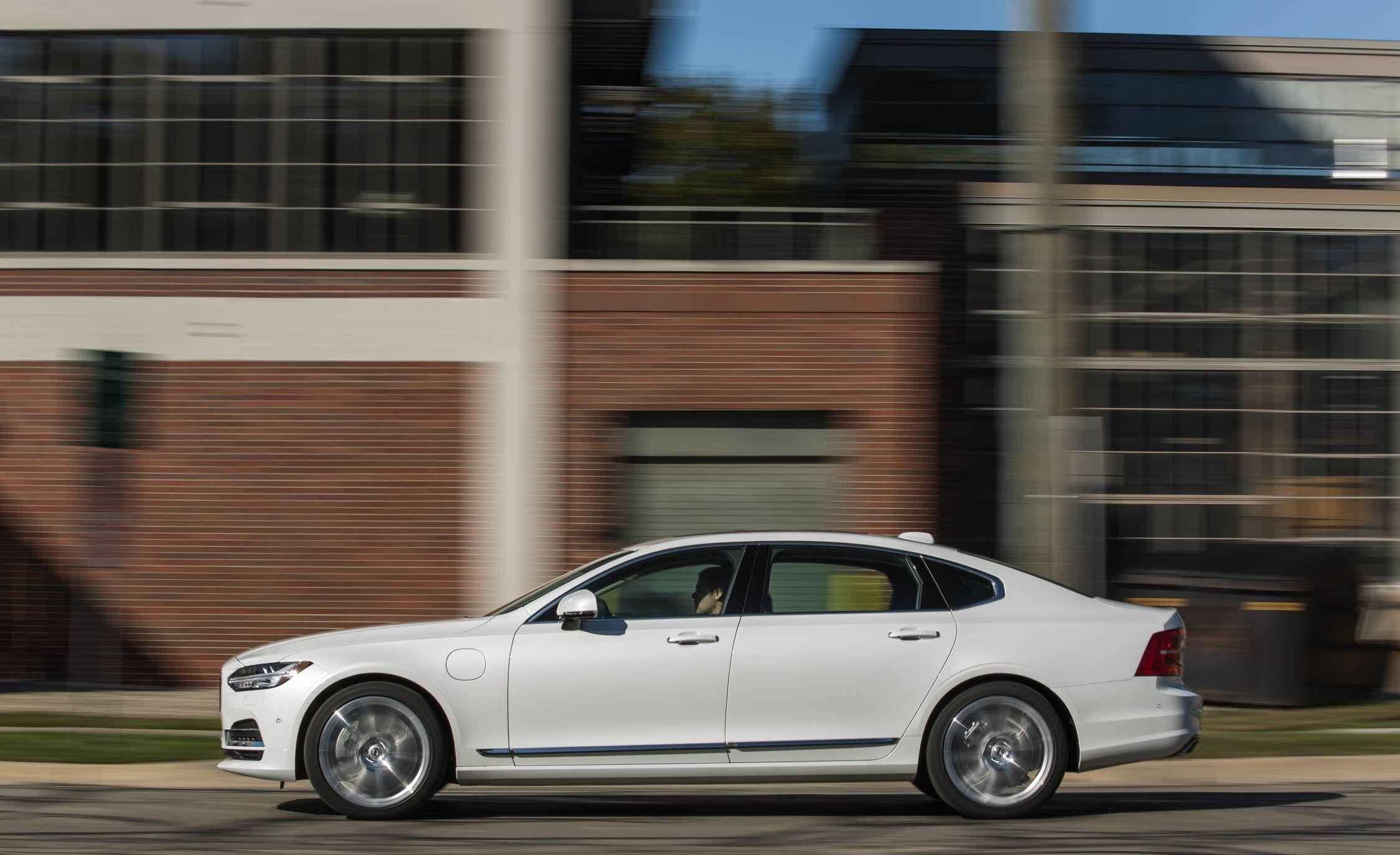 Volvo fuel economy