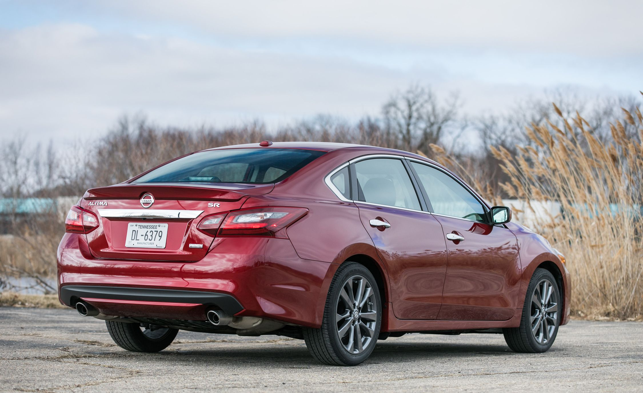 Mazda 3 Cargo Space Dimensions >> 2019 Nissan Altima Photos and Info | News | Car and Driver