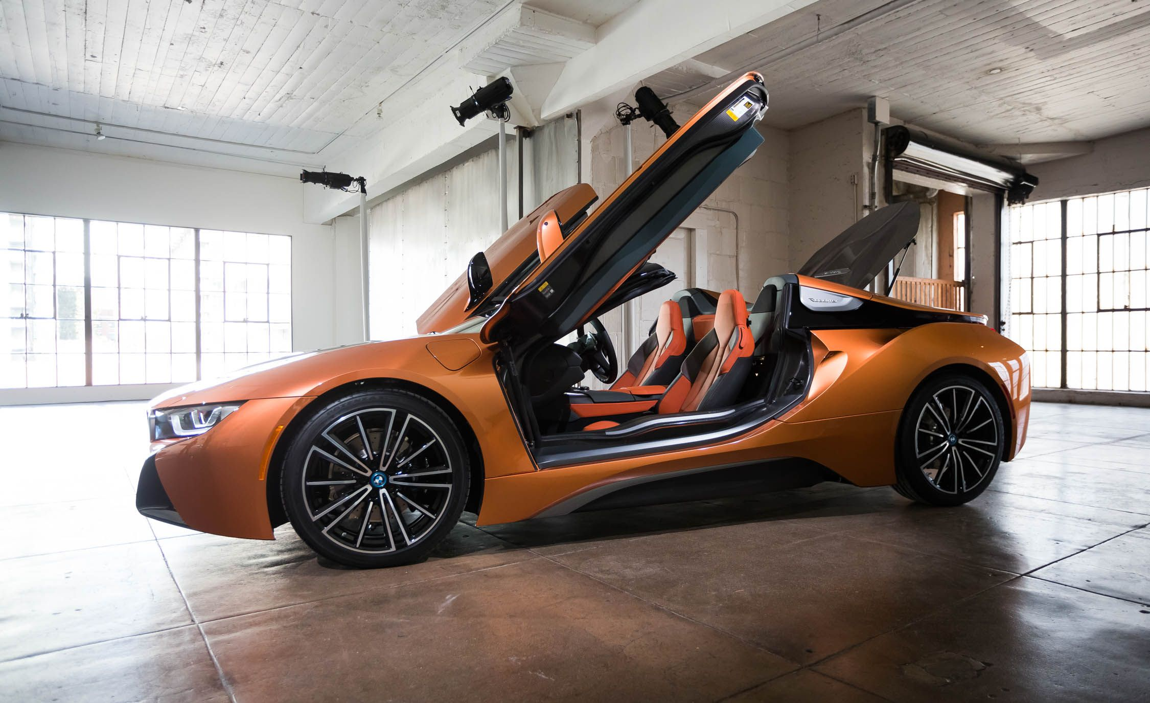 2016 Bmw I8 Test Review Car And Driver