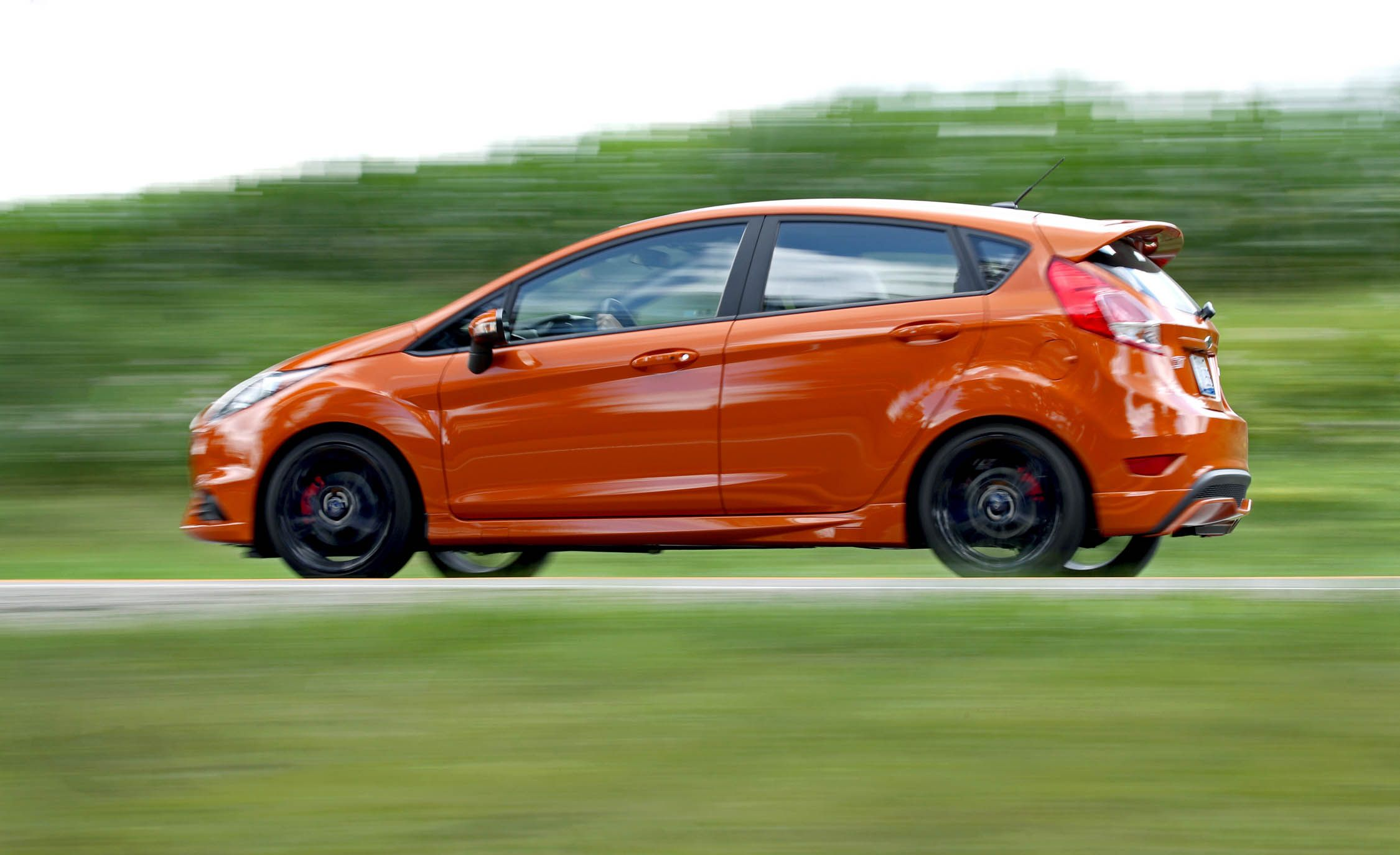 2018 Ford Fiesta St >> 2018 Ford Fiesta St Performance And Driving Impressions Review