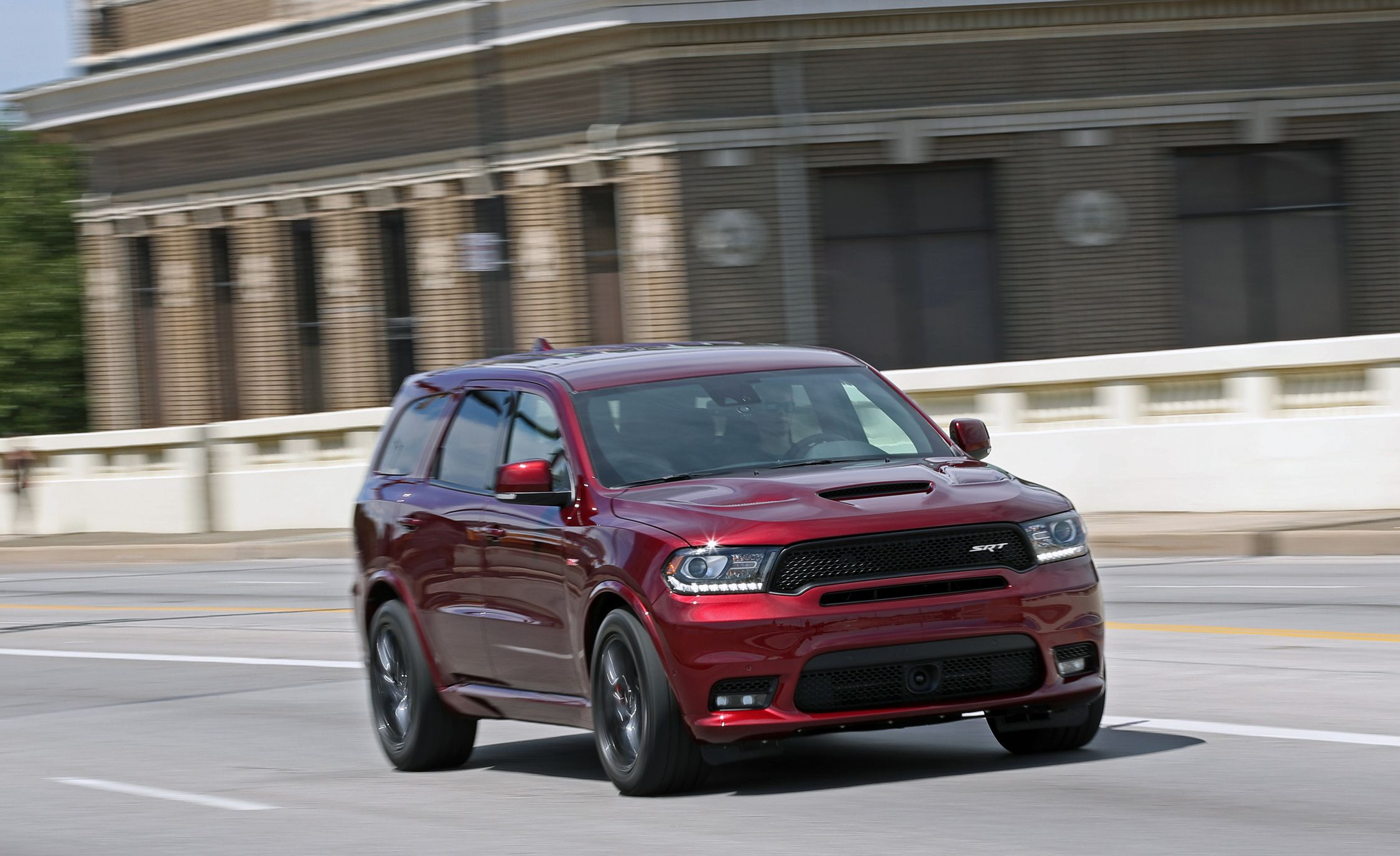 2018 Dodge Durango SRT   Uconnect Audio and Infotainment Review   Car and Driver