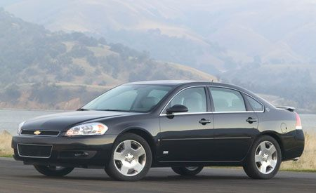 2007 Chevrolet Impala SS  Feature  Features  Car and Driver