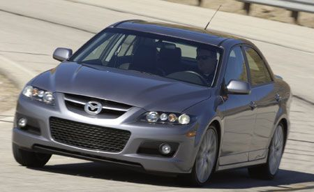 2007 mazdaspeed6 review