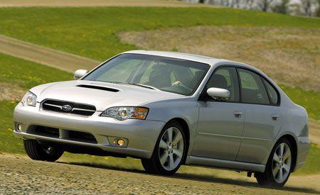 2007 Subaru Legacy 2.5GT