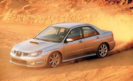 First Place 2007 Subaru Impreza Wrx
