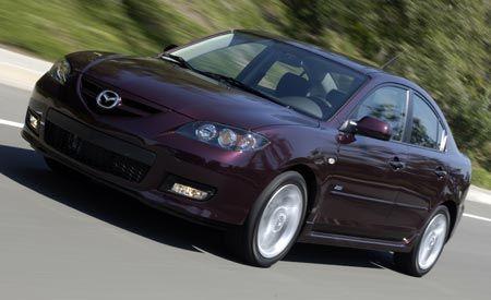 2007 Mazda 3 S