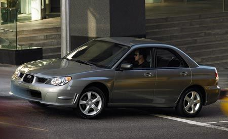 Subaru impreza 2007 review