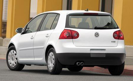 Volkswagen Rabbit 5-door