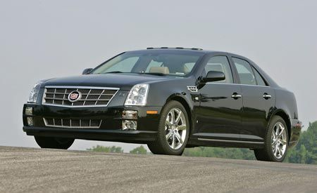 Cadillac STS