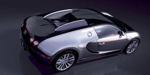 Bugatti EB16.4 Veyron Pur Sang