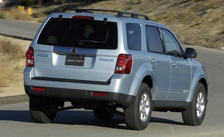 2008 Mazda Tribute s Touring