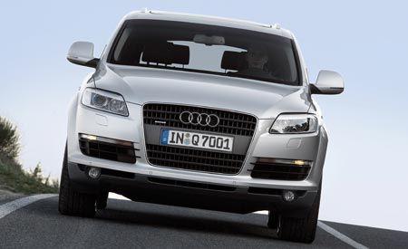 2008 Audi Q7 4.2 TDI