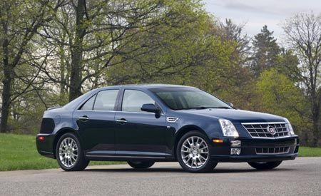 2008 Cadillac STS V-6