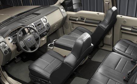 2008 Ford F-350 Super Duty Lariat Crew Cab Dualie 4x4