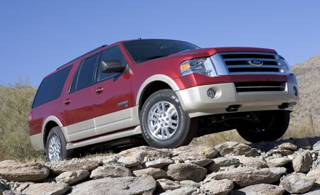 2007 Ford Expedition and Expedition EL