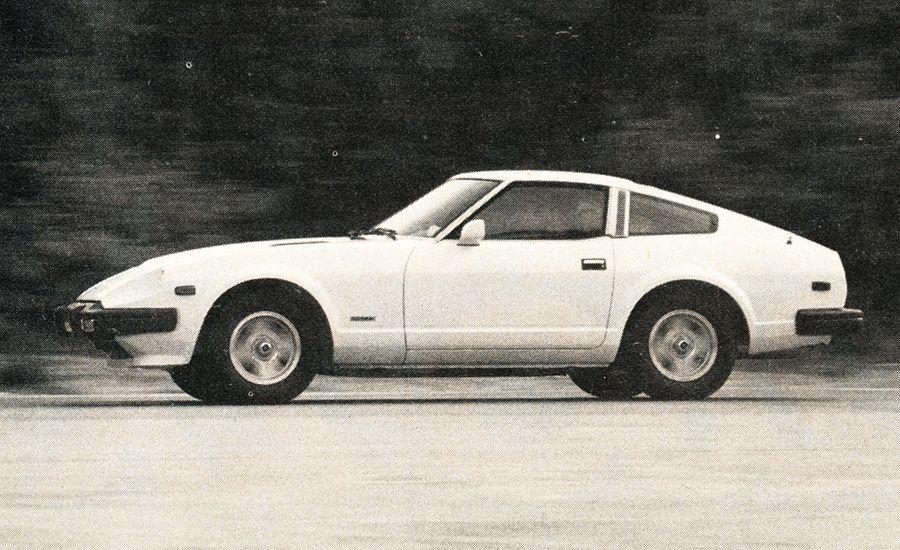 1979 Datsun 280-ZX