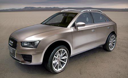 2010 Audi Q3