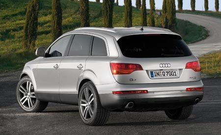 Audi Q TDI - Audi q7 tdi