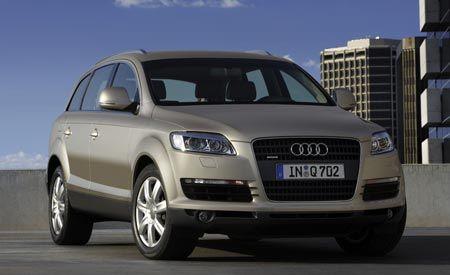 2009 Audi Q7 3.0 TDI BlueTec
