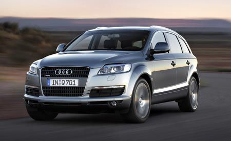 Audi Prefers Diesel over Hybrid Versions of the Q5 and Q7 in the U.S.