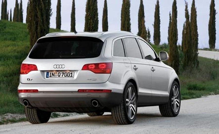 2008 Audi Q7 4.2 TDI - Slide 9