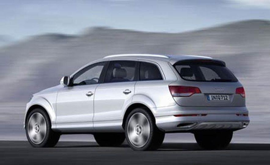 2007 Audi Q7 V12 TDI - Slide 4