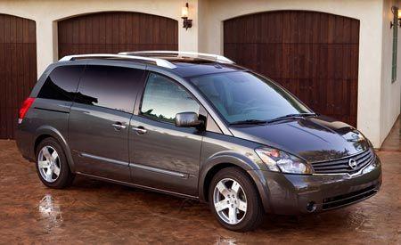 Nissan Still in Minivan Game