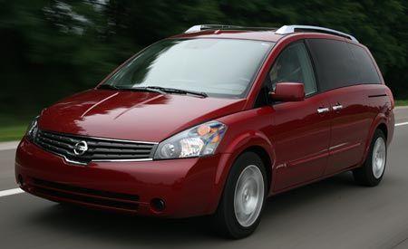 2007 Nissan Quest SL
