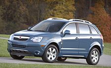 2008 Saturn Vue Red Line Awd 4dr V6 Features And Specs