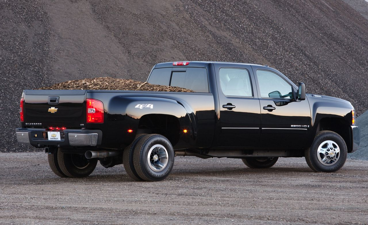 2008 Chevrolet Silverado 3500HD | Features and Specs | Car and Driver