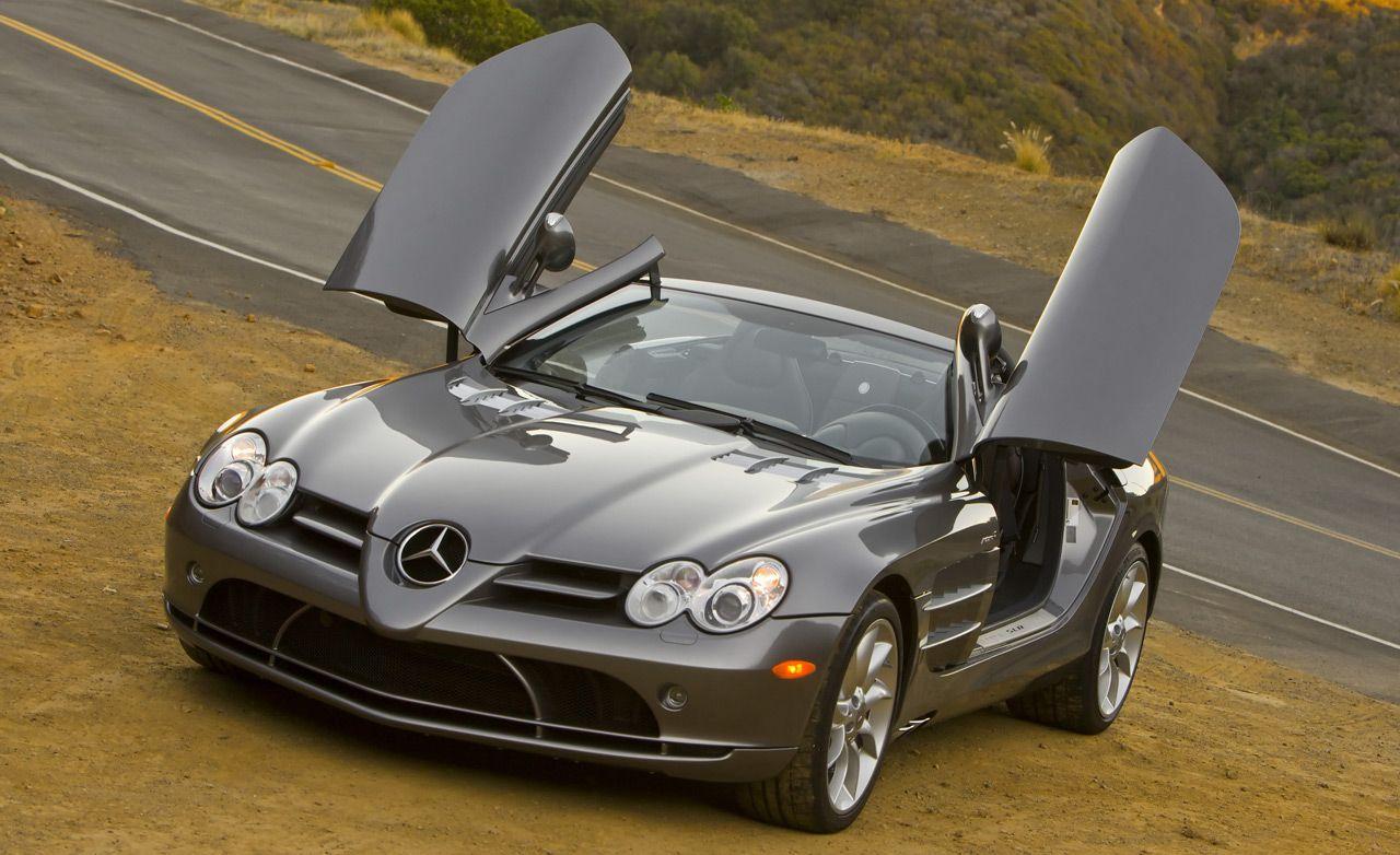 2009 Mercedes-Benz SLR-class Reviews | Mercedes-Benz SLR ...