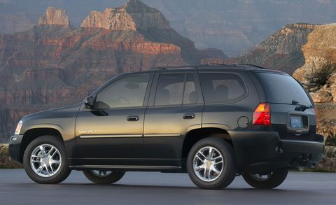 2008 Gmc Envoy Denali 4wd 4dr Features And Specs