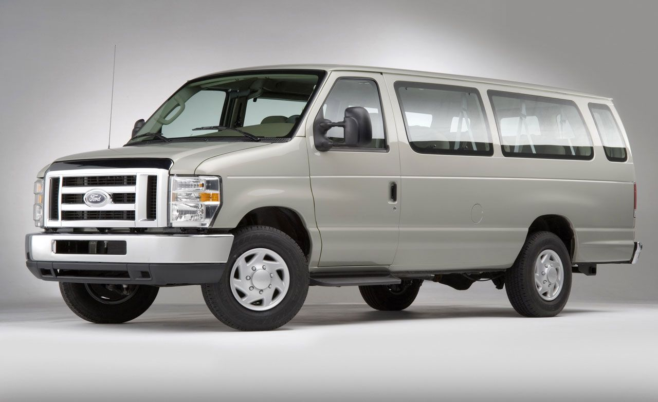 2008 Ford E-series | Features and Specs | Car and Driver