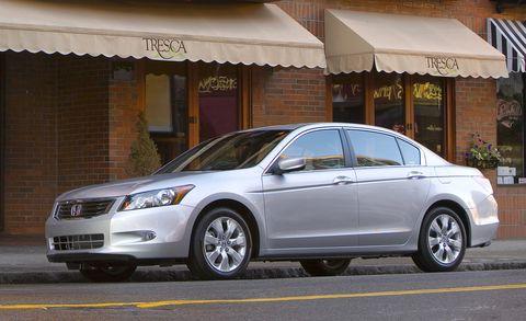 2009 Honda Accord Ex L 4dr V6 Auto W Navi Features And Specs