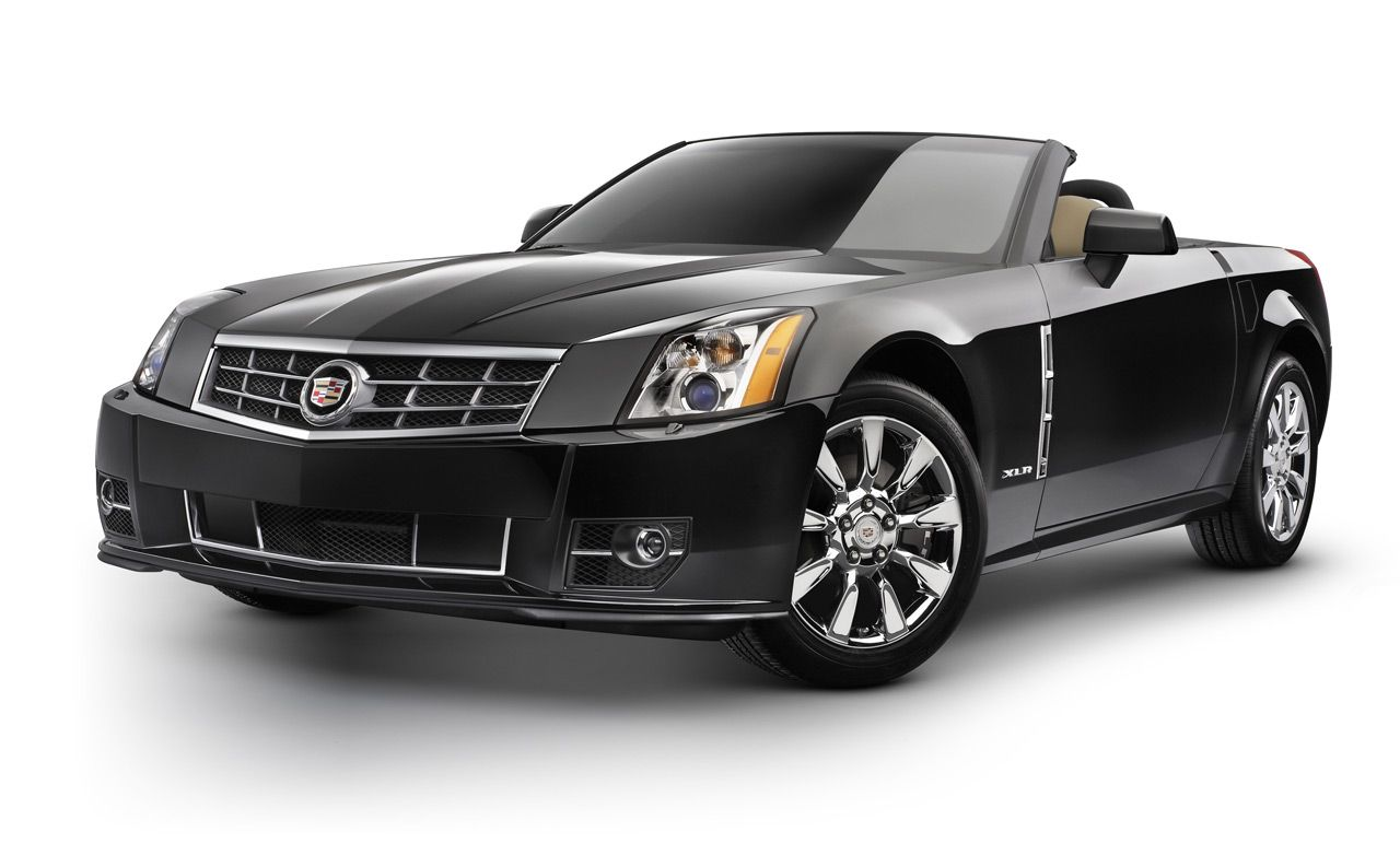 Cadillac XLR Reviews | Cadillac XLR Price, Photos, and Specs | Car