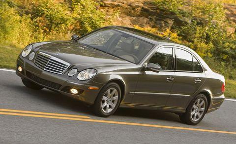 2009 Mercedes Benz E Class Sport 5 5l 4dr Sdn 4matic Features And Specs