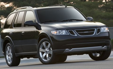 Saab 9-7X Features and SpecsCar and Driver