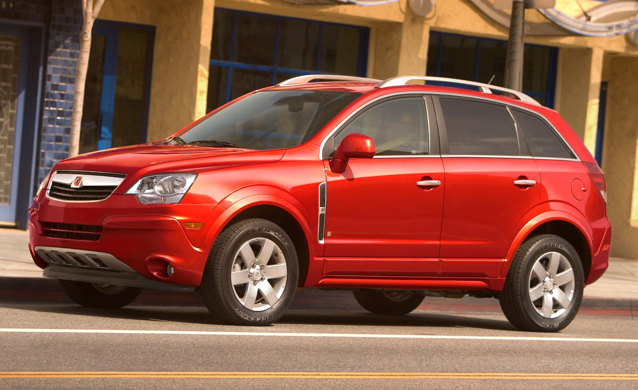 Saturn Vue Reviews Price Photos And Specs Car Electric Power Steering
