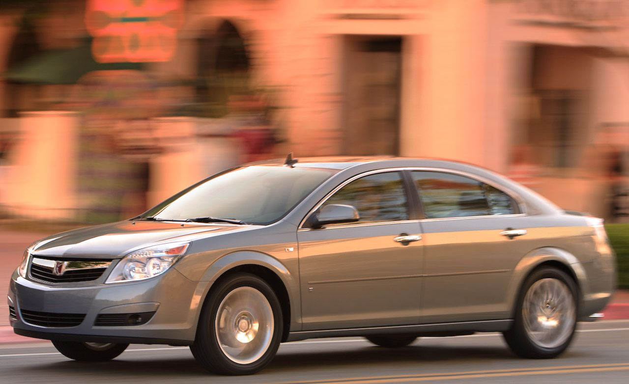 Saturn Aura Reviews Price Photos And Specs Car Driver