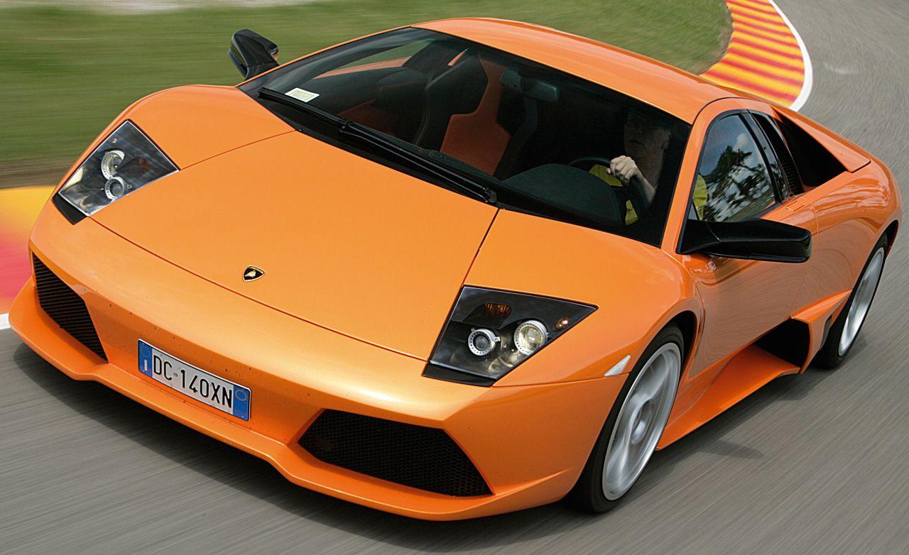 Lamborghini Murcielago Price Starting At