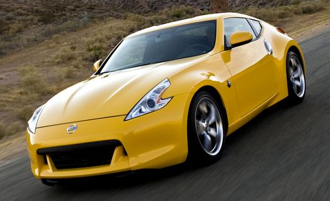 2009 Nissan 370z Nismo 2dr Cpe Man Features And Specs