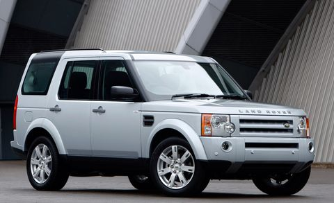 Land Rover Lr3 Features And Specs