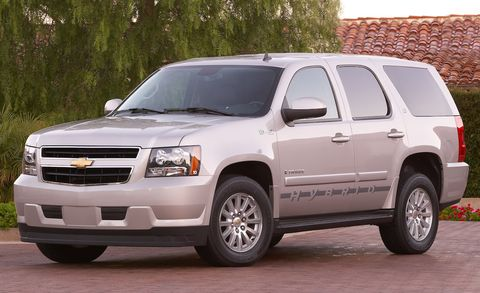 2009 Chevrolet Tahoe 4wd 4dr Features And Specs